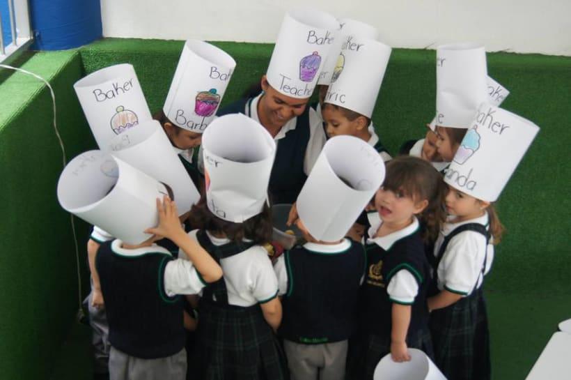 Instantes en la escuela 2