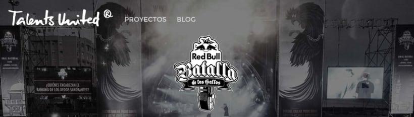 Red Bull Batalla de los Gallos 2015- Diseña el key-visual.  1