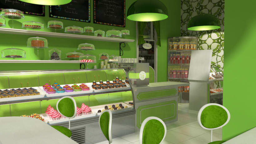 Pastry shop 0