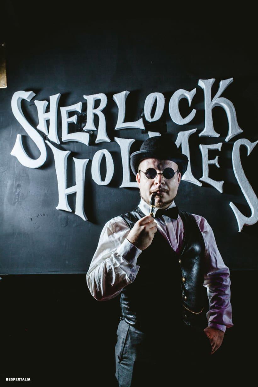 Sherlock Holmes - El Cas de La Ópera Macabra 6