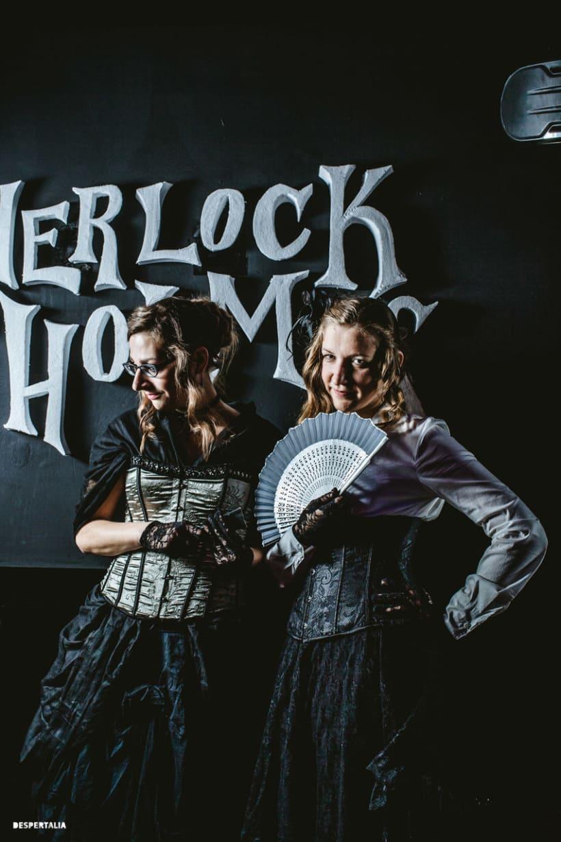 Sherlock Holmes - El Cas de La Ópera Macabra 7