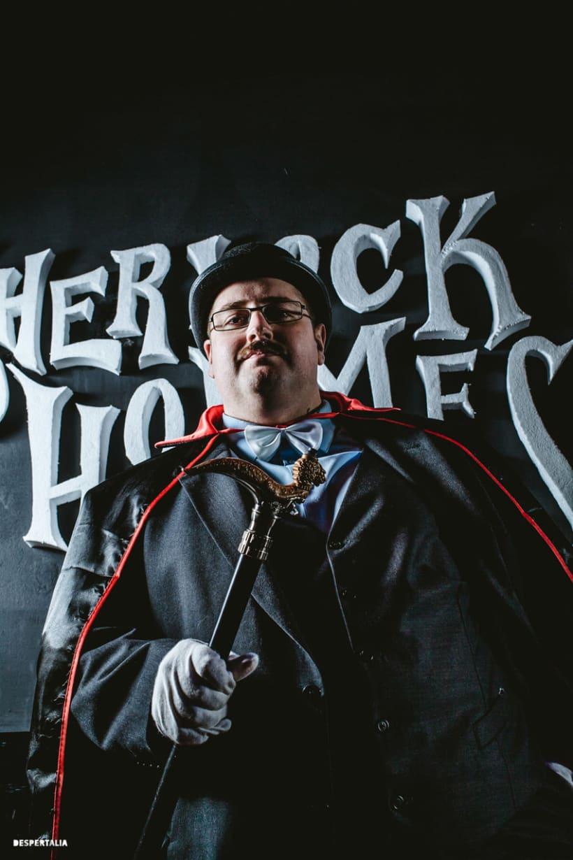 Sherlock Holmes - El Cas de La Ópera Macabra 8