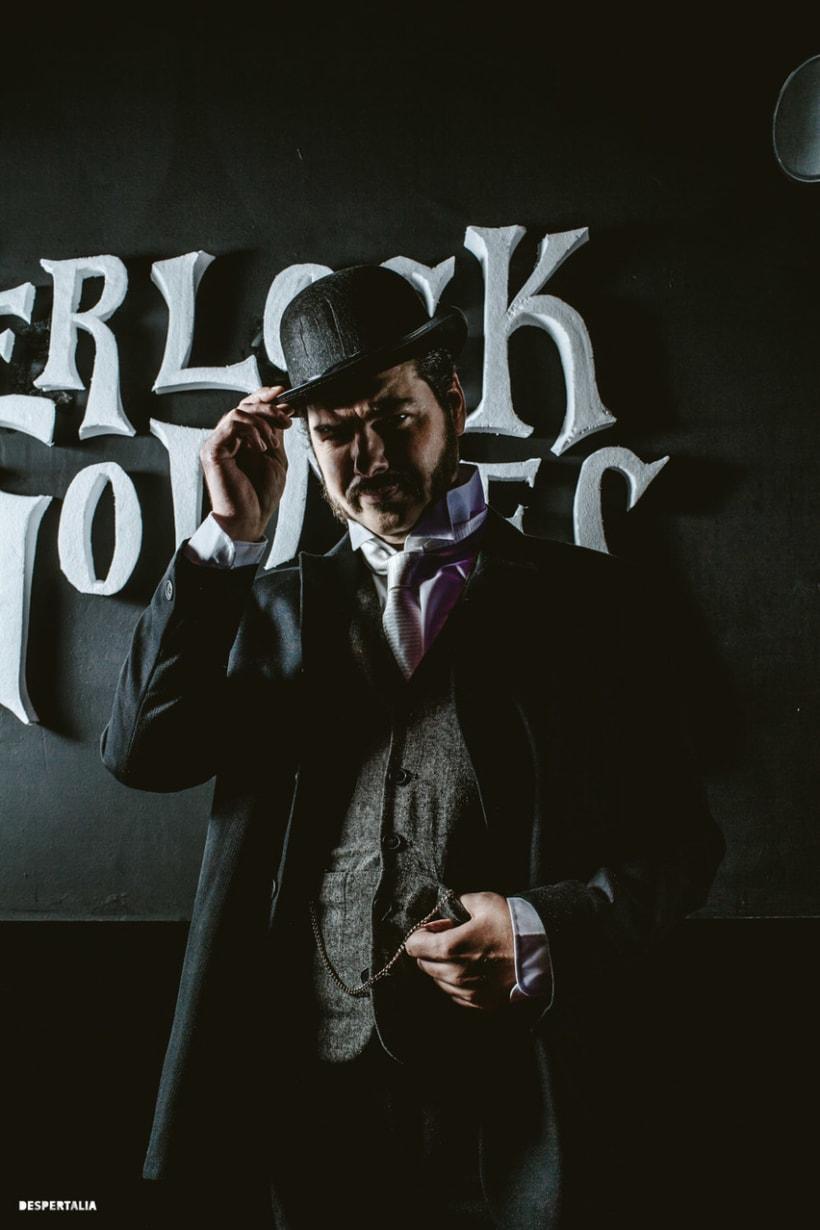 Sherlock Holmes - El Cas de La Ópera Macabra 9