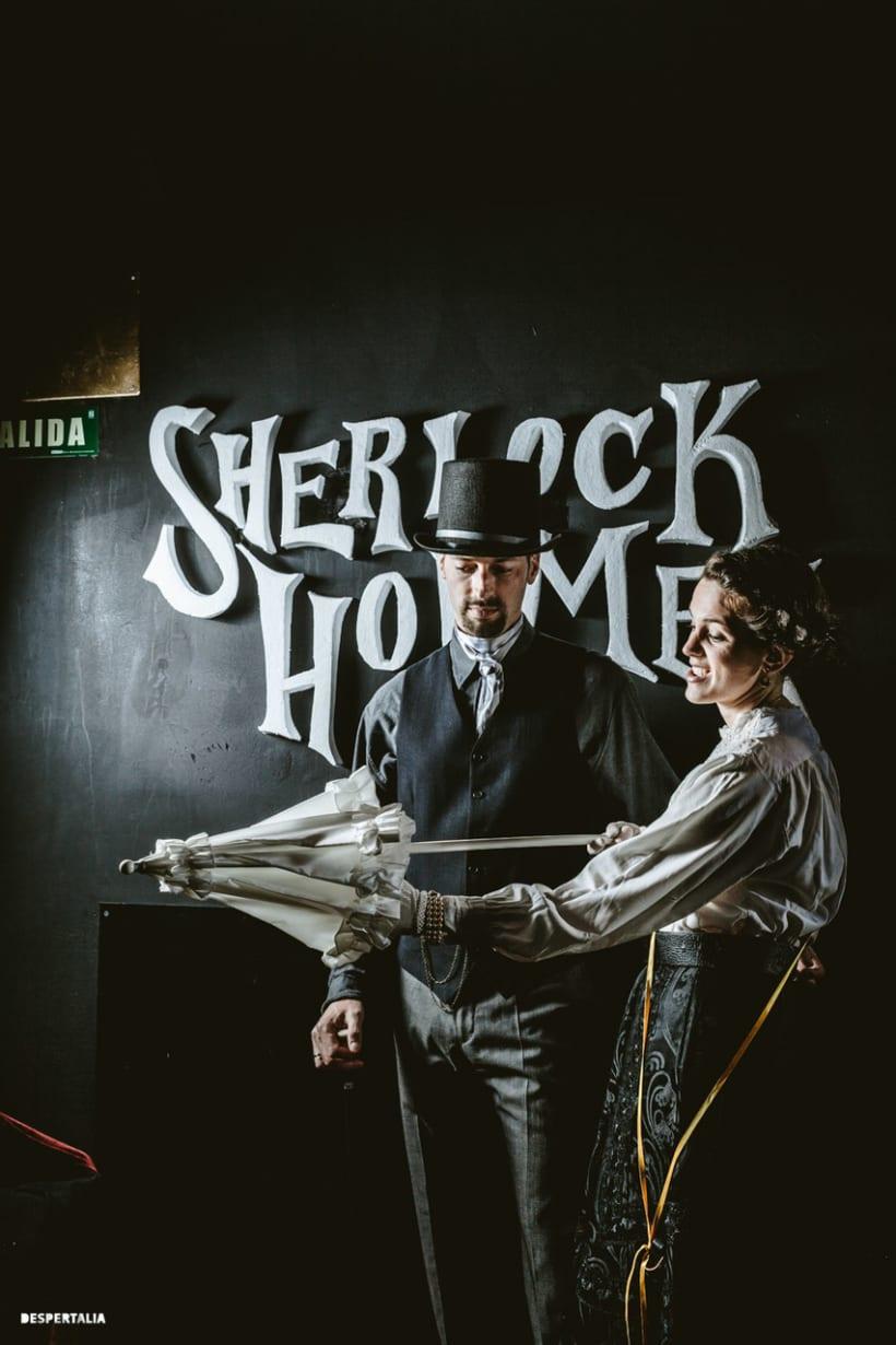 Sherlock Holmes - El Cas de La Ópera Macabra 10