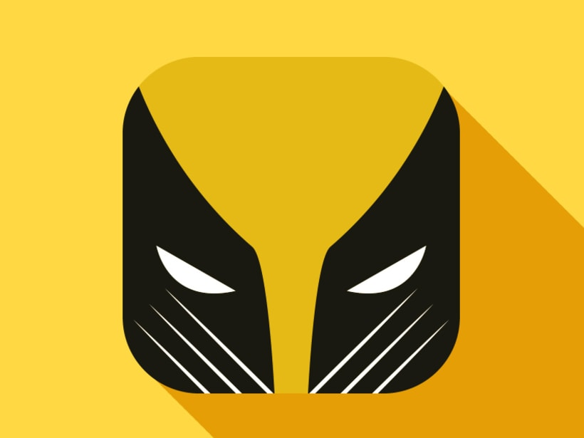 Superheroes icons 1