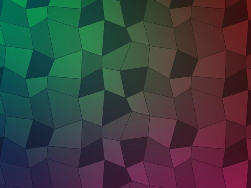 Polygonal pattern -1