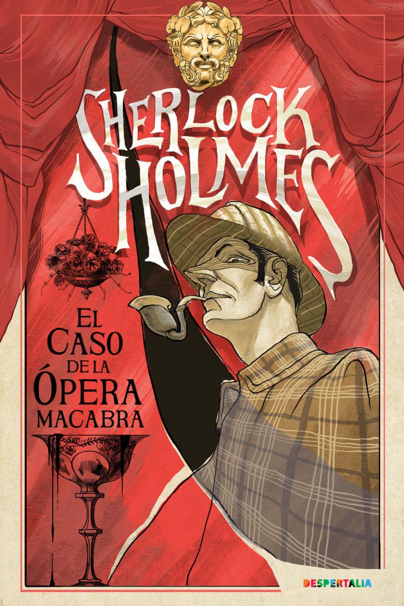 Sherlock Holmes - El Cas de La Ópera Macabra 0