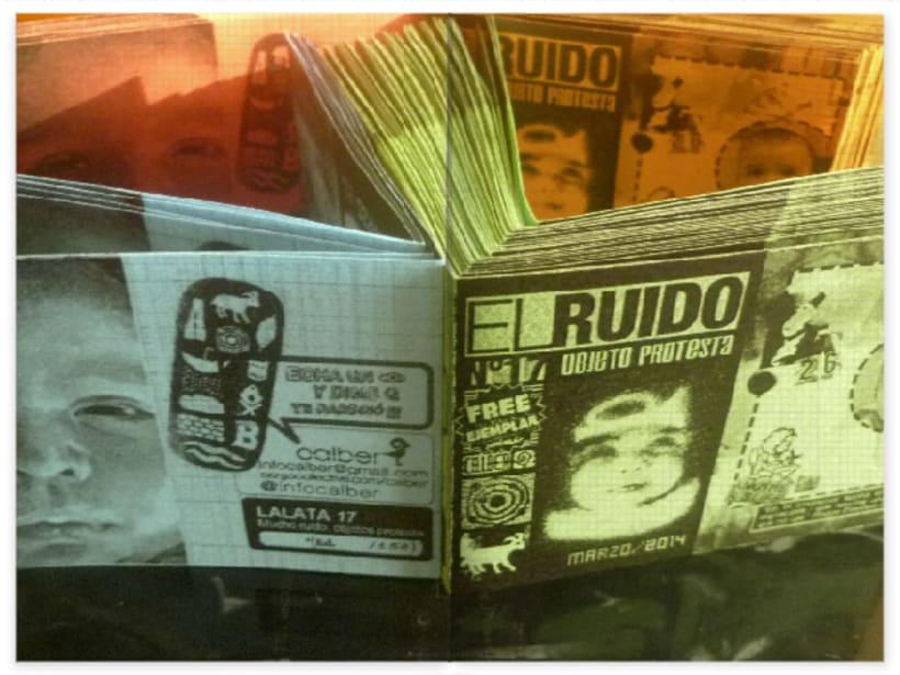 ElRuido Fanzine  29