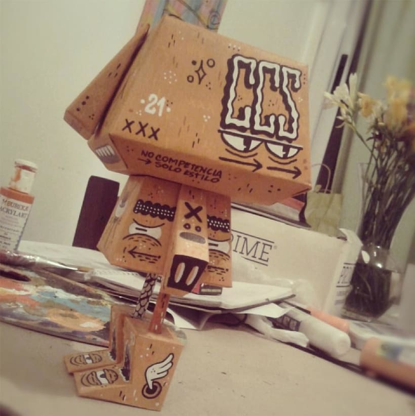 Paper Toy 0