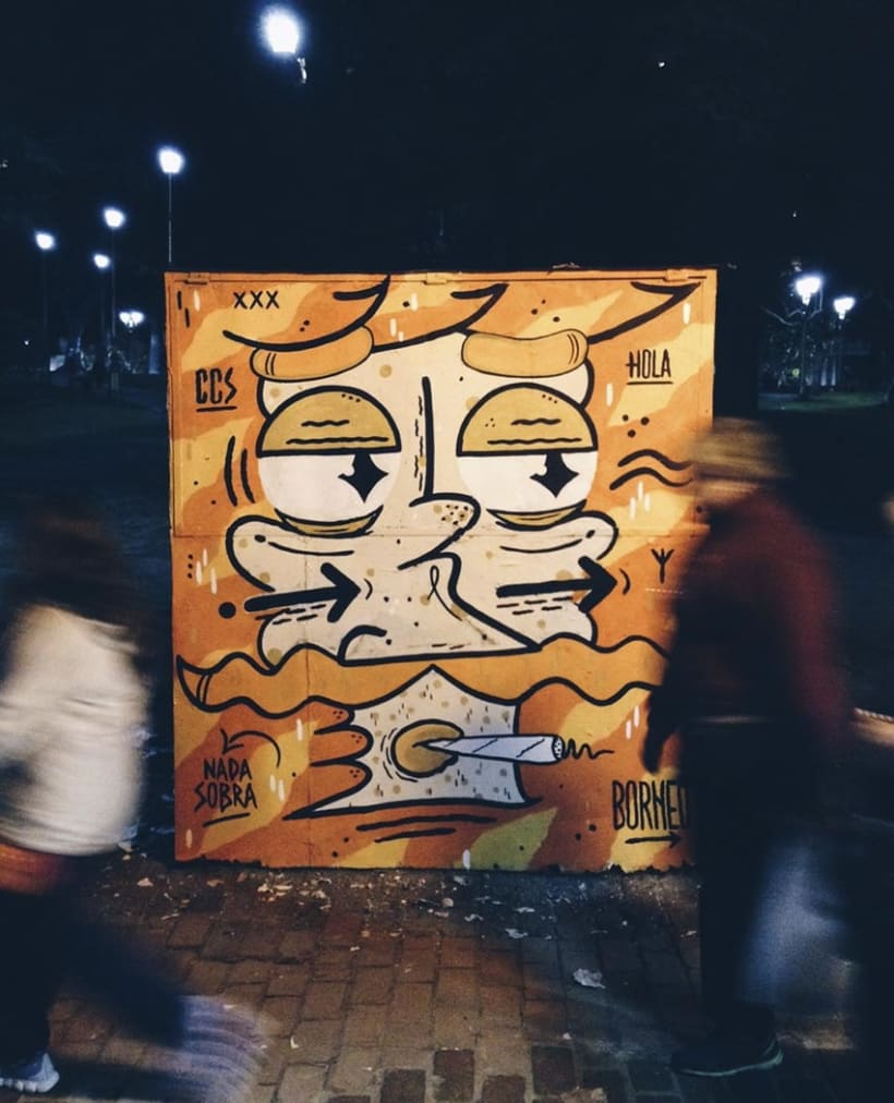 Barbas - StreetArt 0