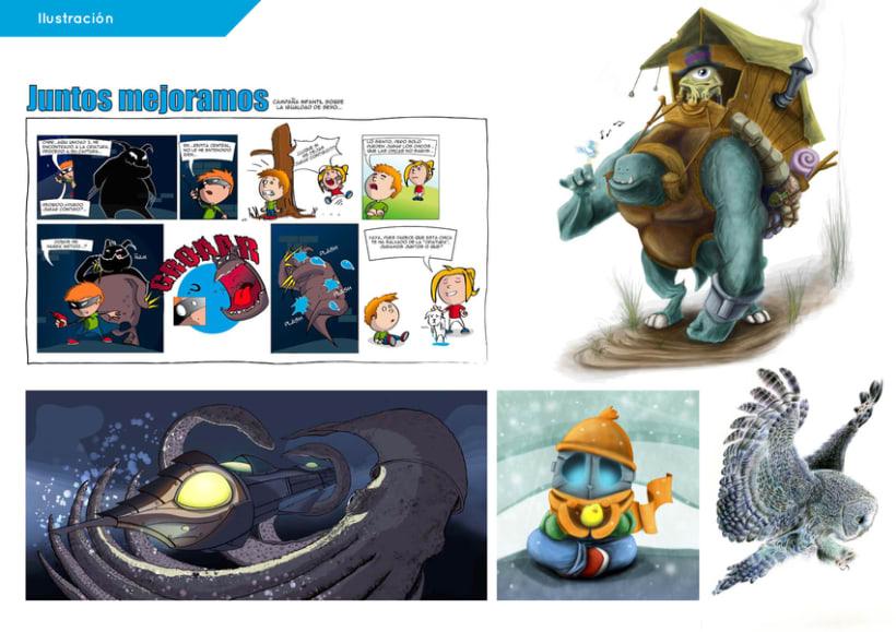 Ilustración para guías educativas 1
