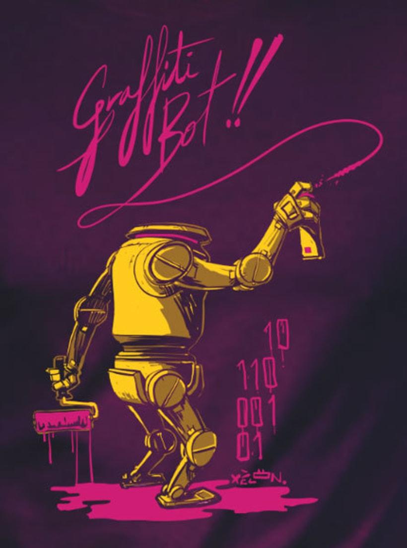 Graffiti Bot! -1