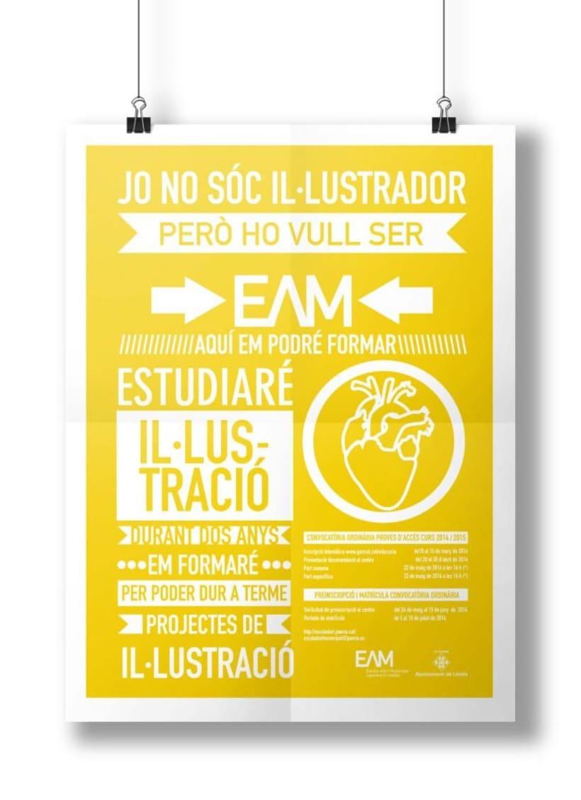 PROMOCION CURSO 2013-14 Escola d'Art Lleida 1