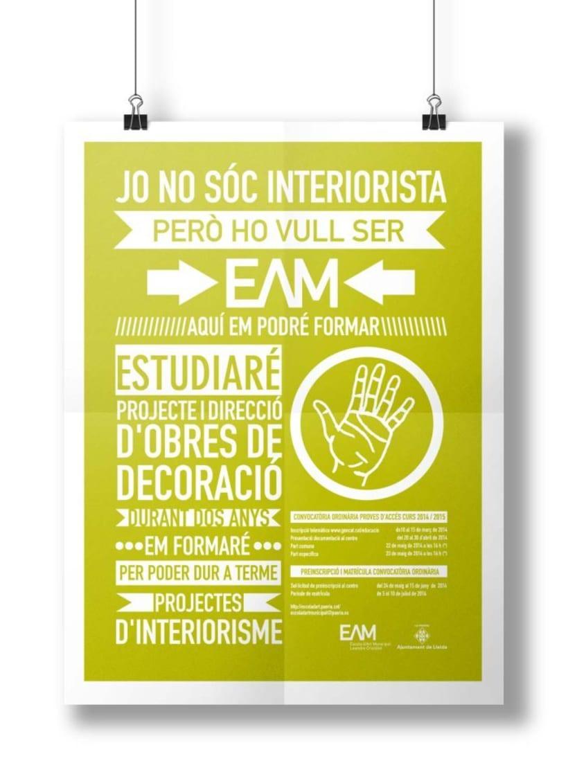PROMOCION CURSO 2013-14 Escola d'Art Lleida 3