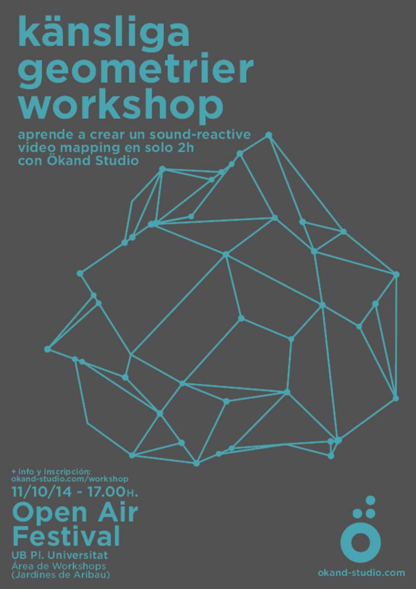 Känsliga geometrier workshop 1