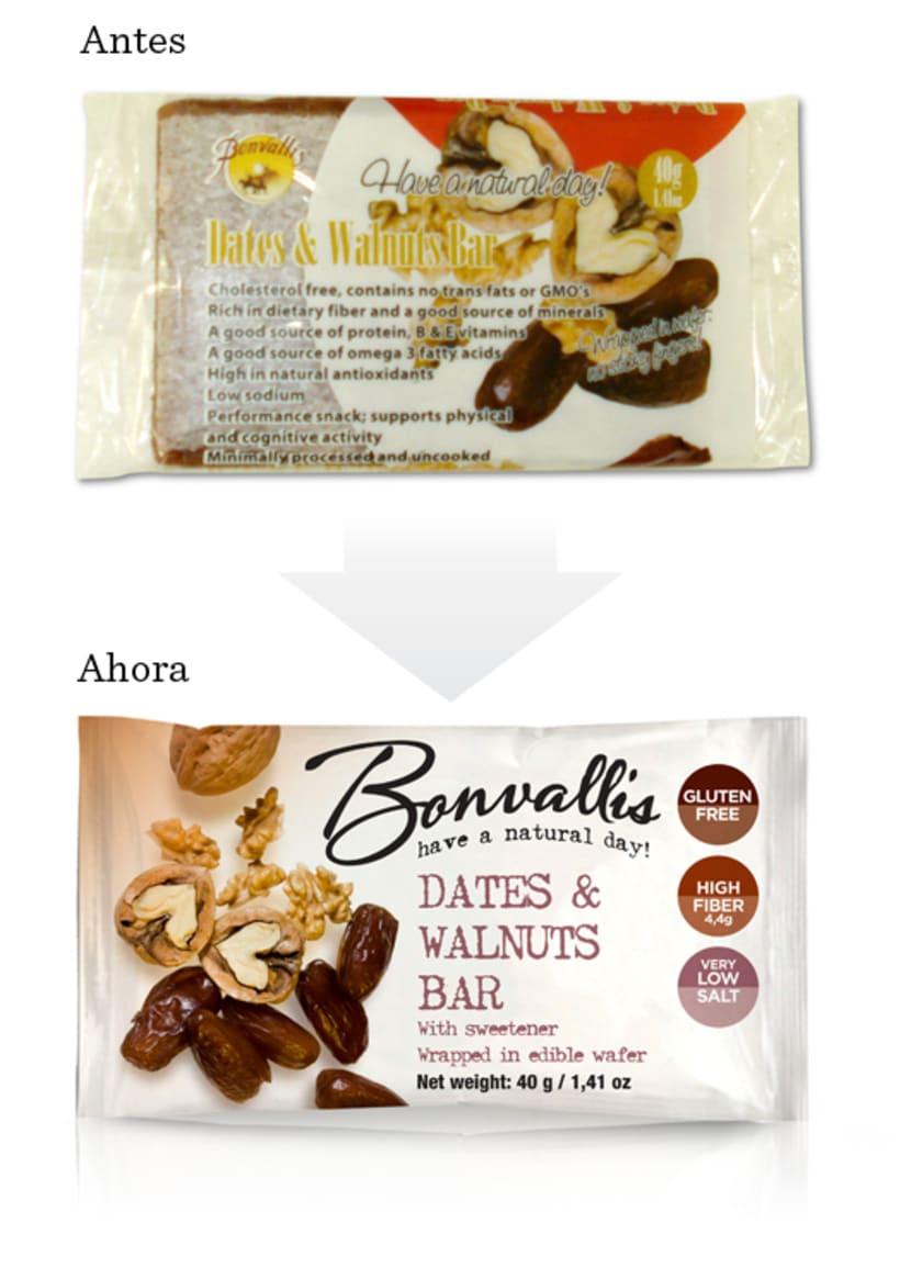 Bonvallís - Tortas y panes 2