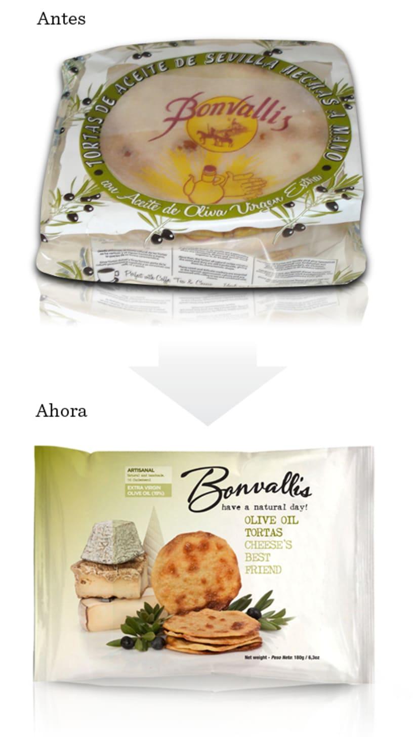 Bonvallís - Tortas y panes 3