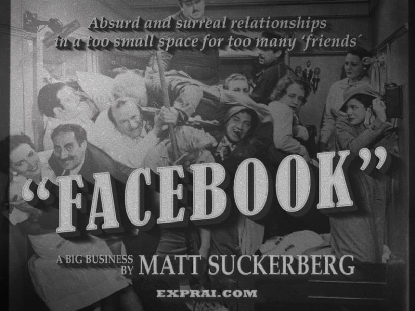 Social Media as Classic Movies 0
