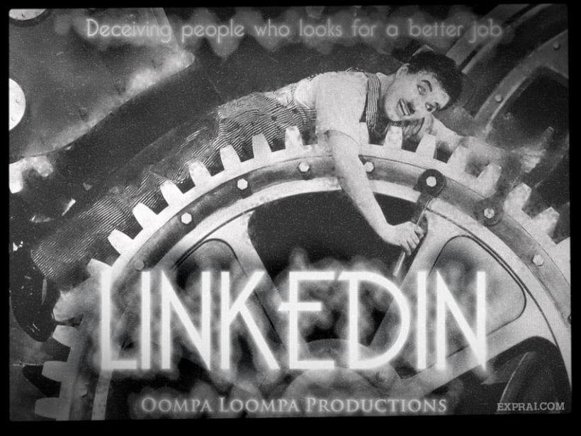 Social Media as Classic Movies 3