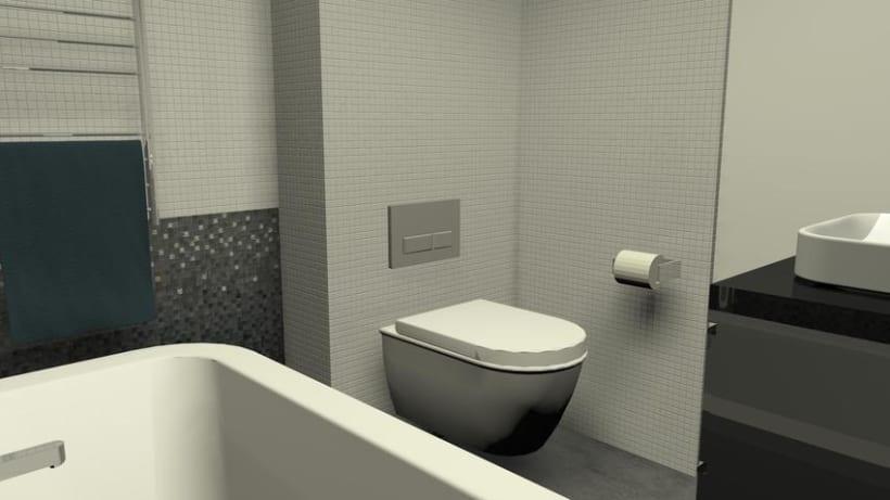 Reforma de 2 baños 3