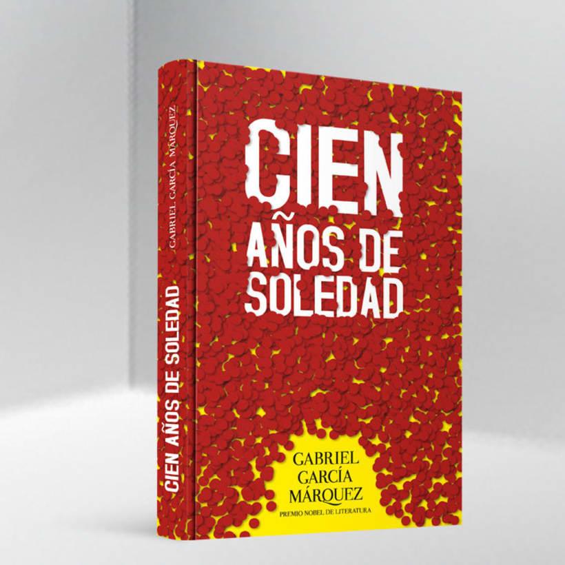 Libro Cien años de soledad 0