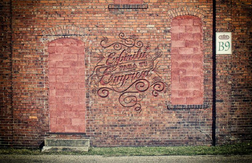 """Logo tipográfico """"Espíritu para tu empresa"""" 5"""
