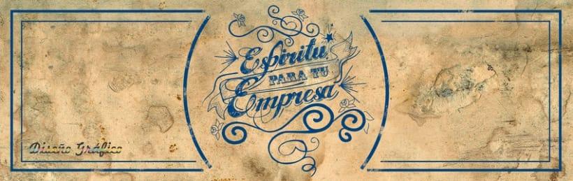 """Logo tipográfico """"Espíritu para tu empresa"""" 0"""