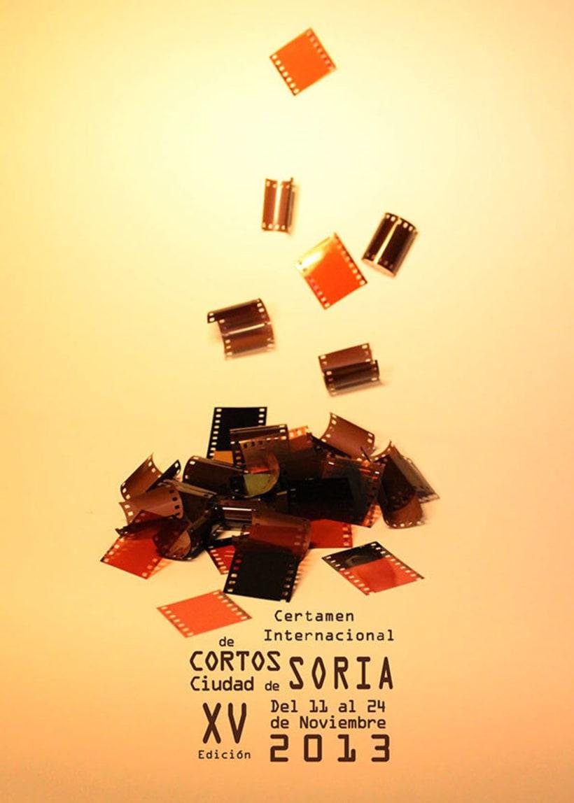 Gráficas festival de Cortos -1