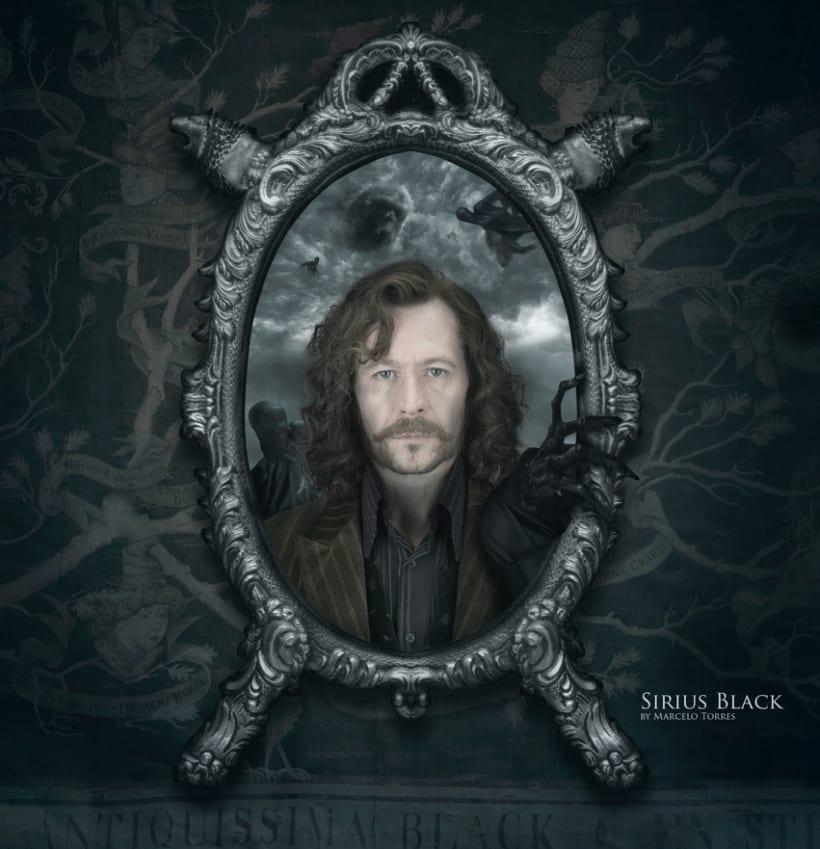 Sirius Black 0