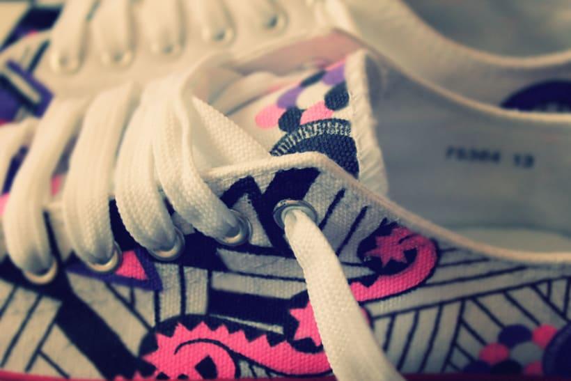 Doodle sneakers 2