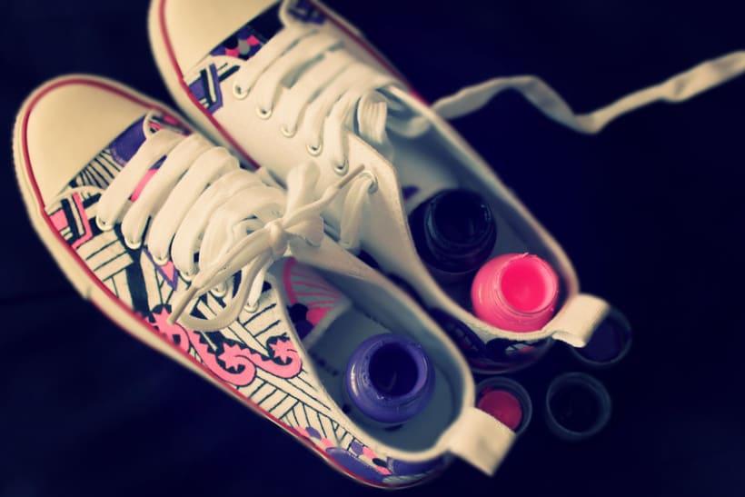 Doodle sneakers 3