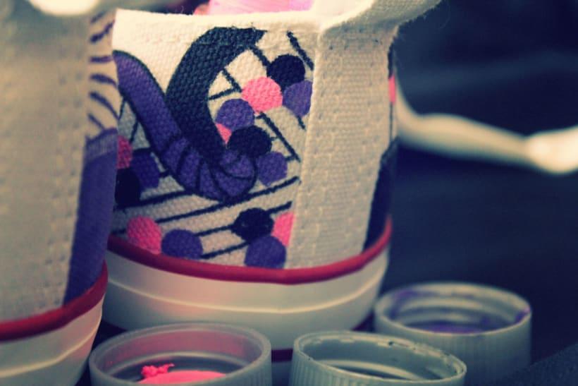 Doodle sneakers 4