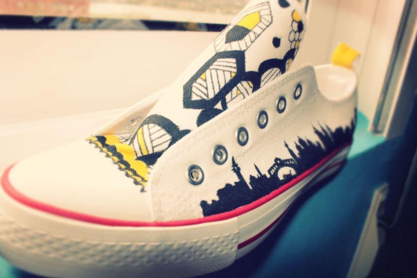 Interrail skyline sneakers 7