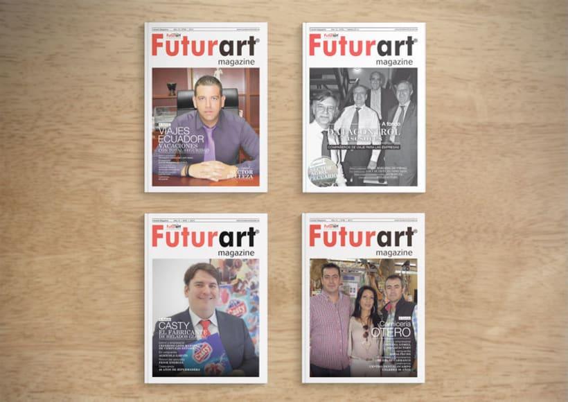 Futurart Magazine 2