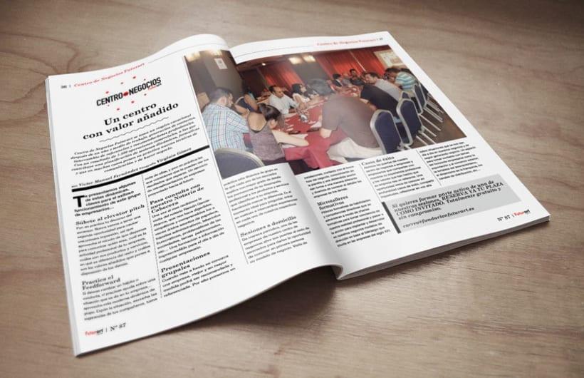Futurart Magazine 6