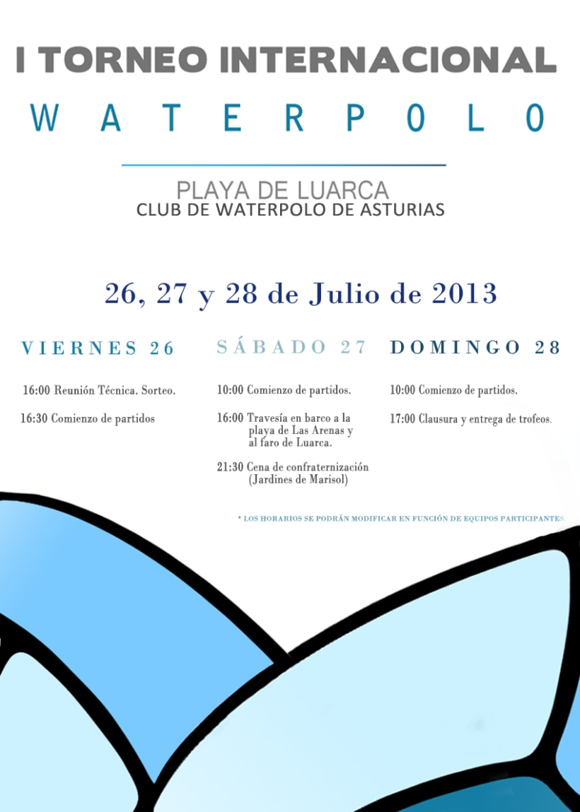 Waterpolo  -1