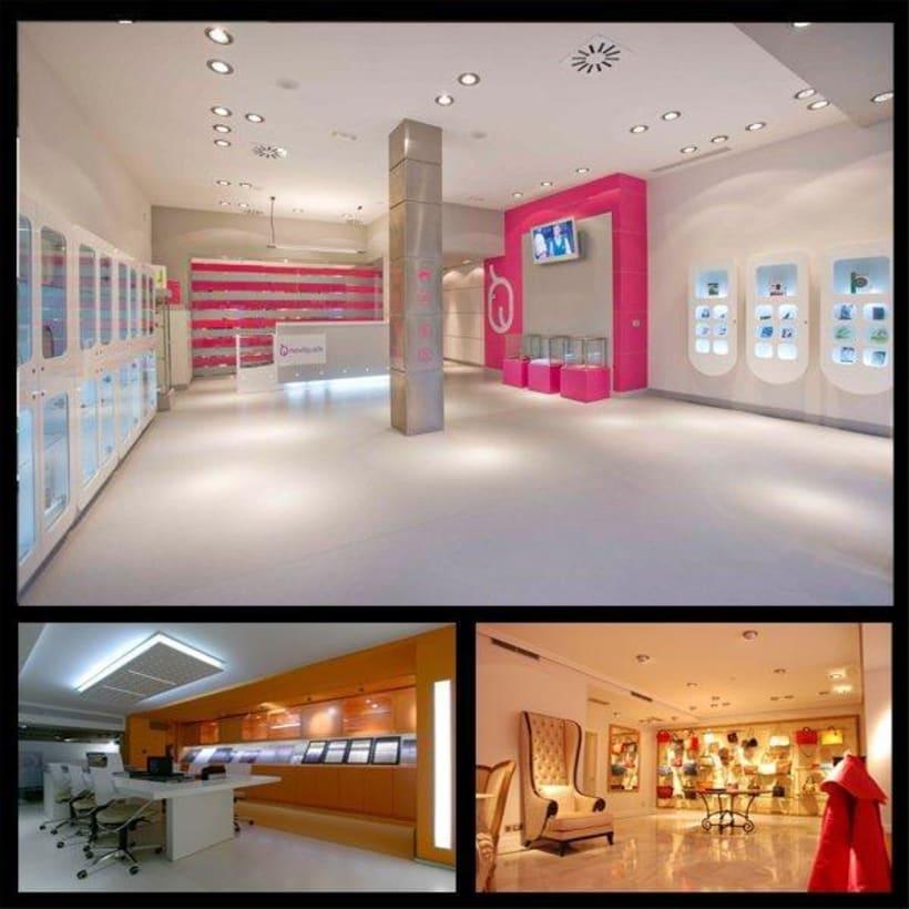 Interiorismo comercial - Retail especializado 0