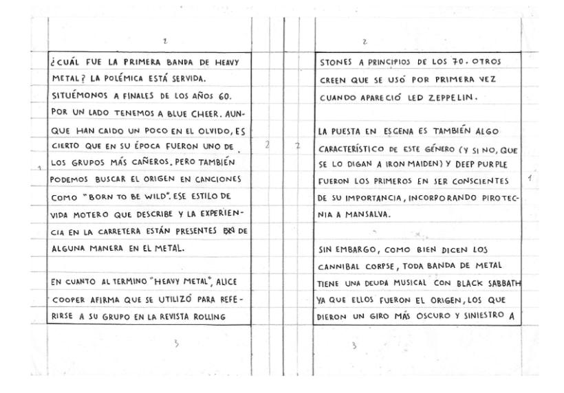 PARANOID: LA CULTURA DEL METAL 42