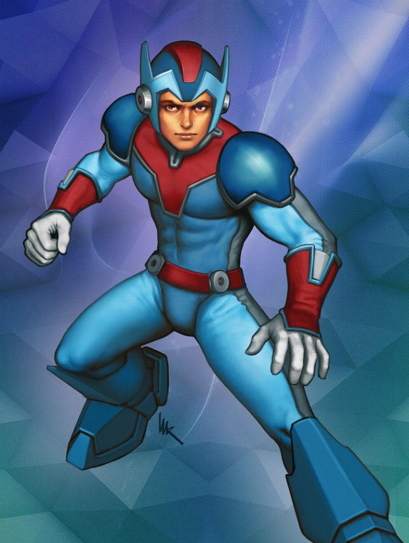 Megaman -1