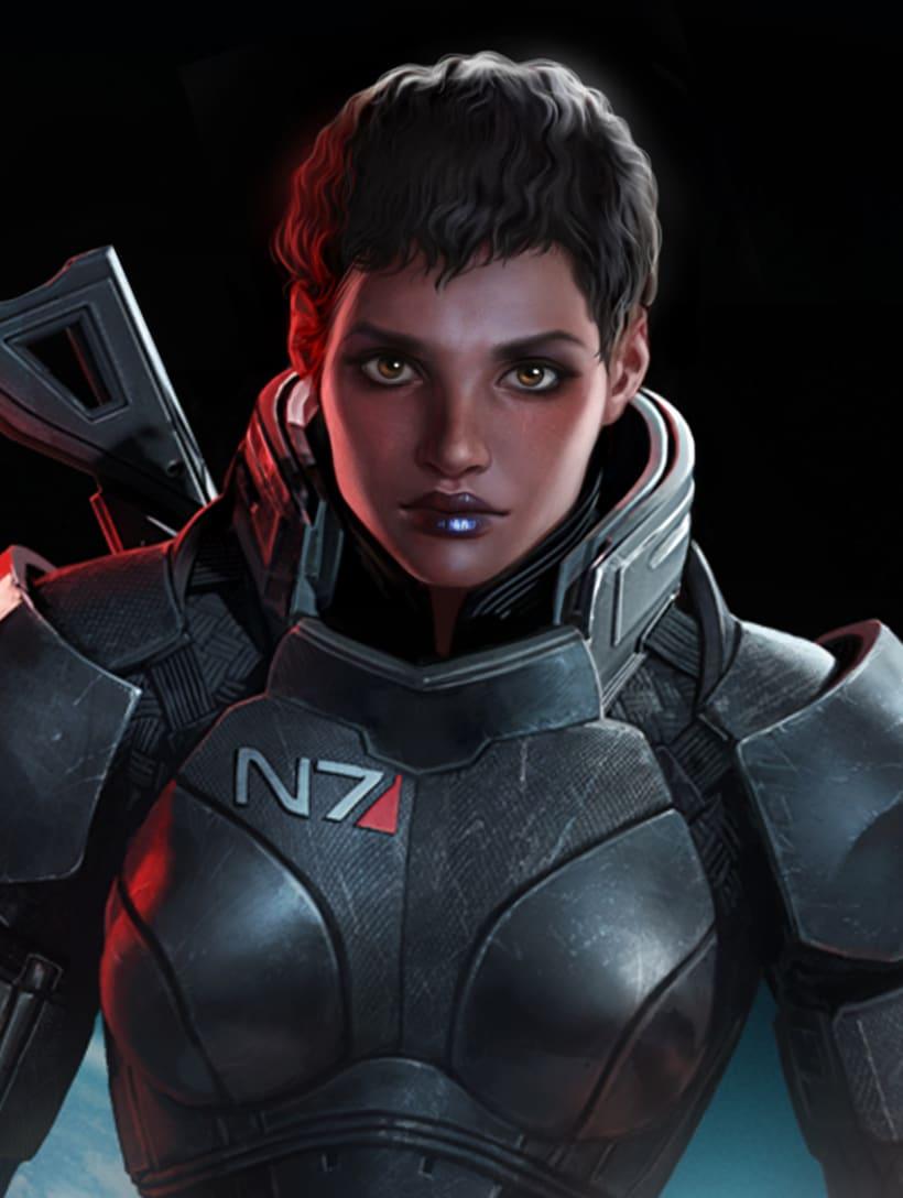 Commander Shepard 0