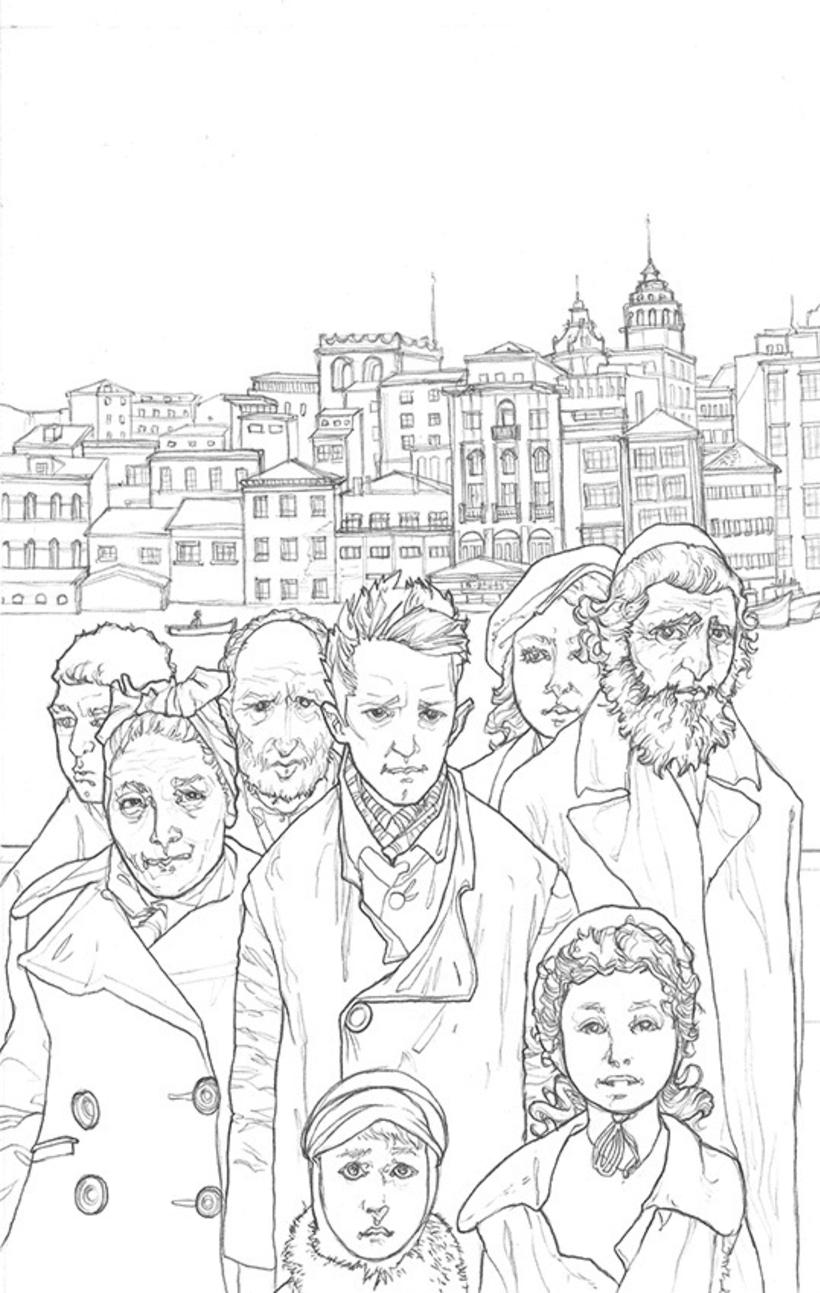 """""""San Juan"""" Cover Book 1"""