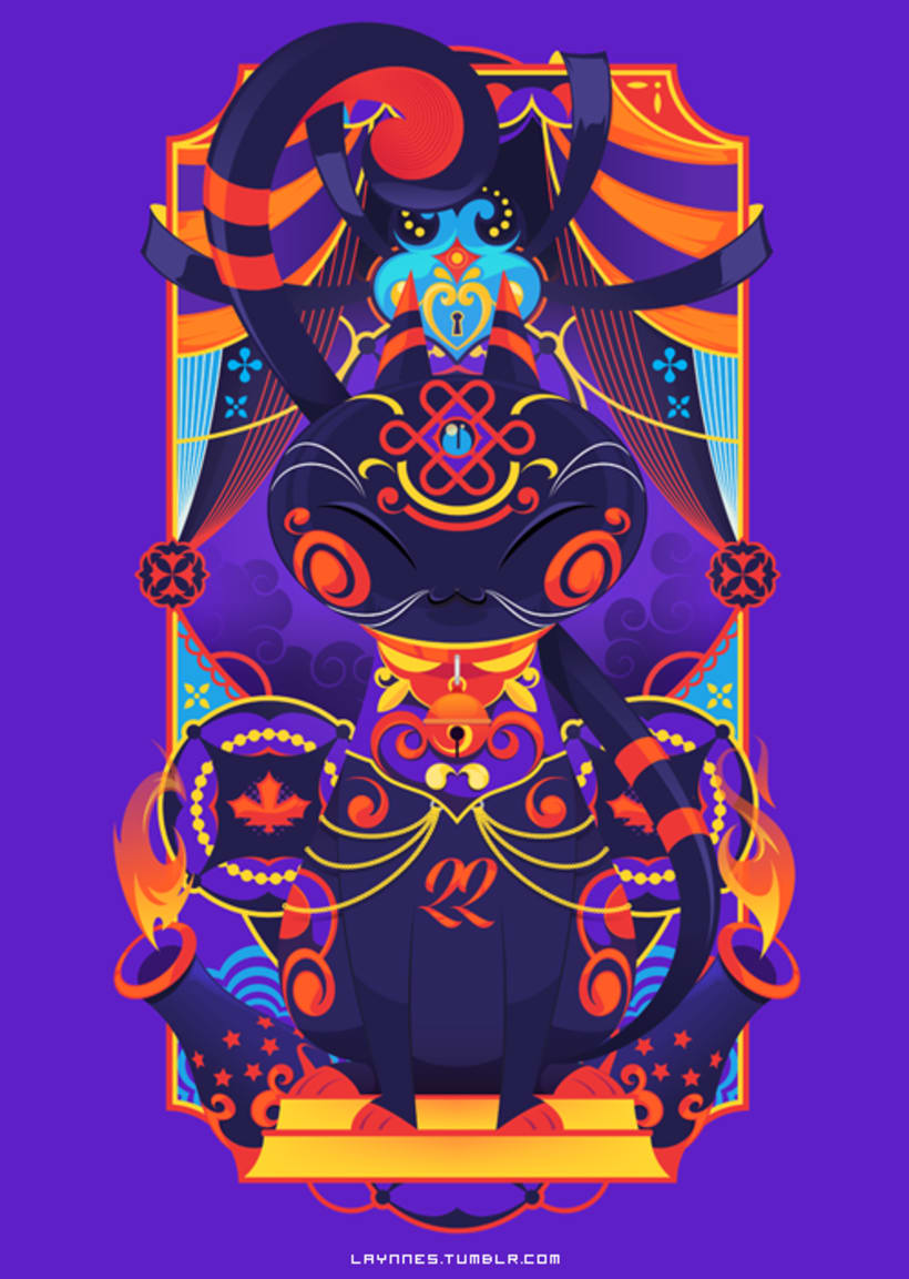 Because Cats ~ Prints 1
