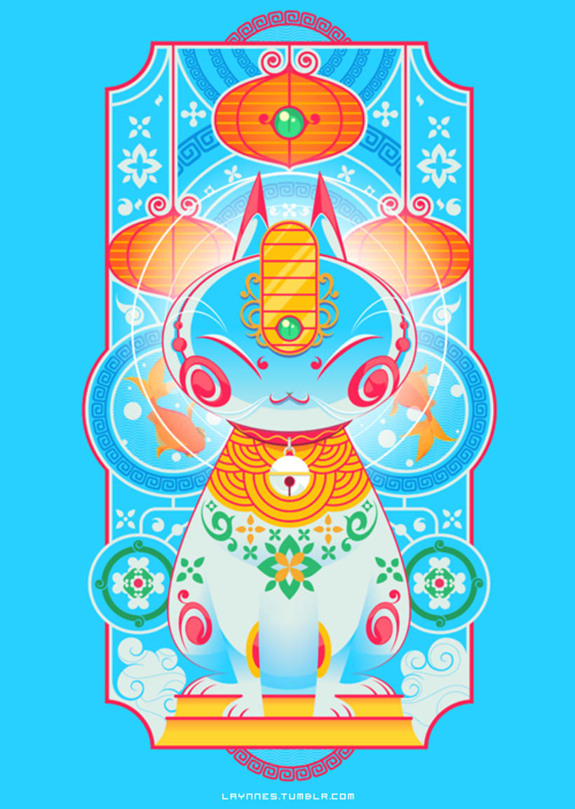 Because Cats ~ Prints 5