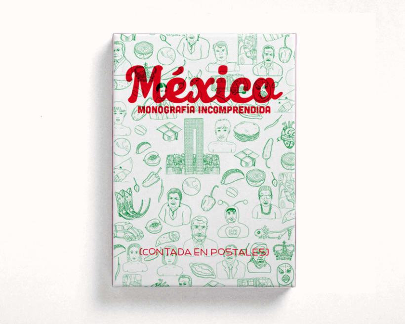 México: Monografía Incomprendida (contada en postales) 13