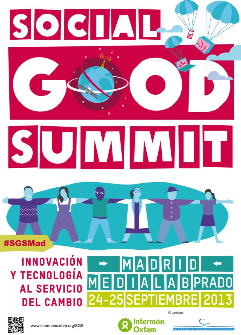 Social Good Summit 2013 -1
