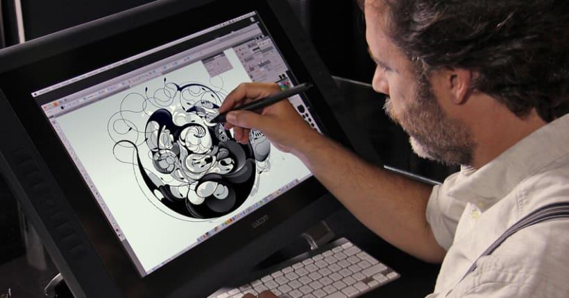 Aprende a crear una gráfica experimental con Martín Satí 3