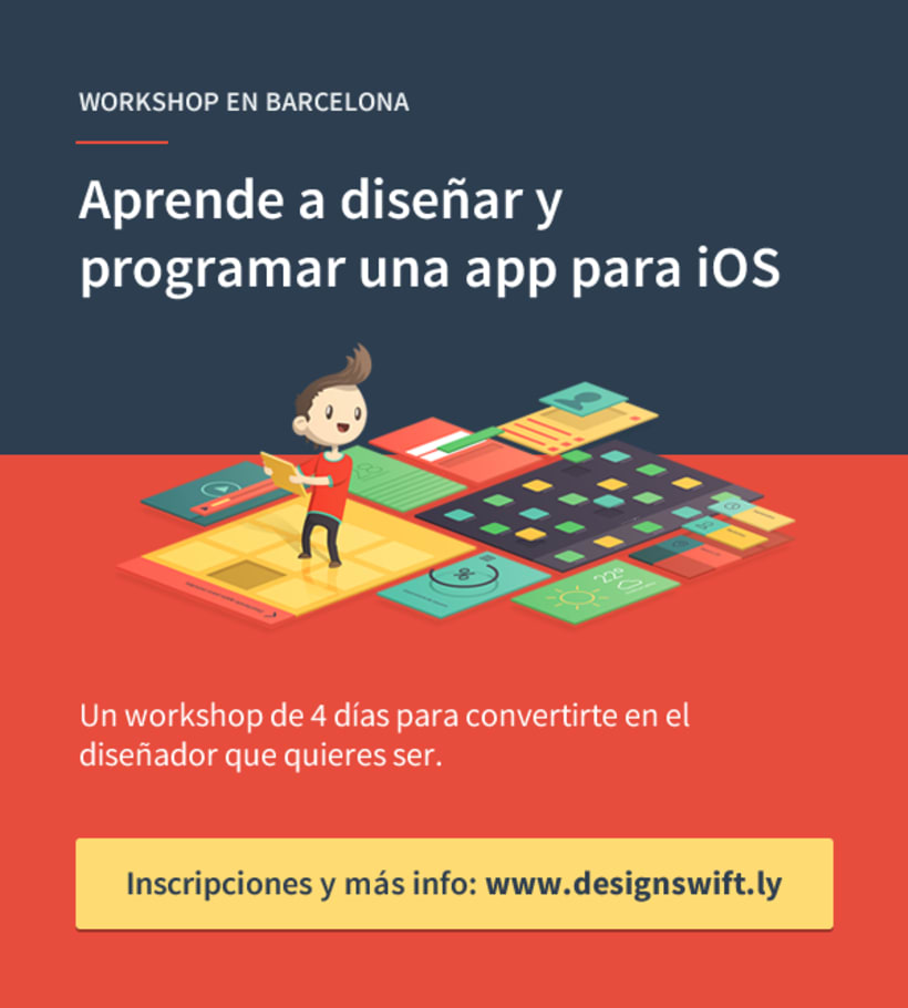 Workshop: Diseño y programación de una app para iOS 1