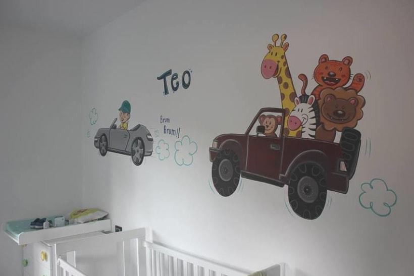 Pintura mural 17