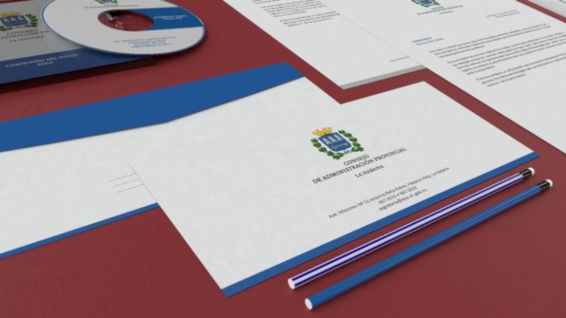 Programa de Identidad del Consejo de Administración Provincial (CAP)  2