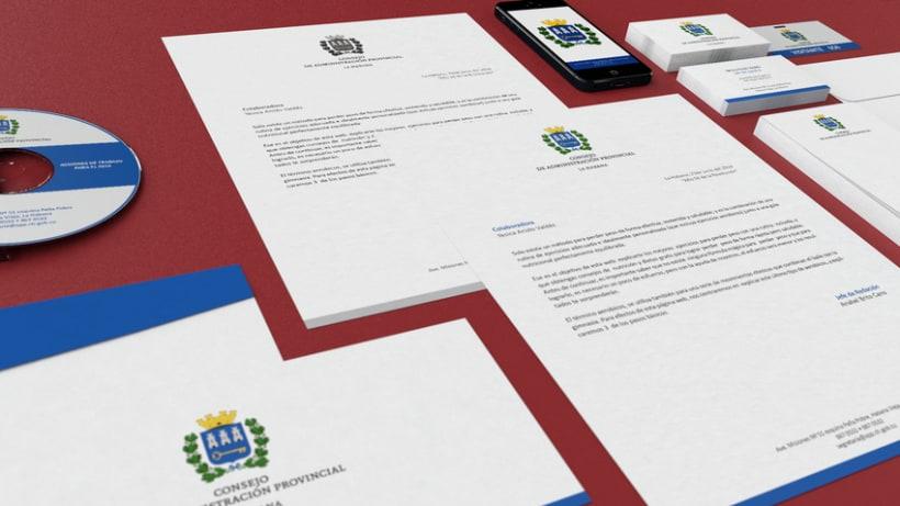 Programa de Identidad del Consejo de Administración Provincial (CAP)  1